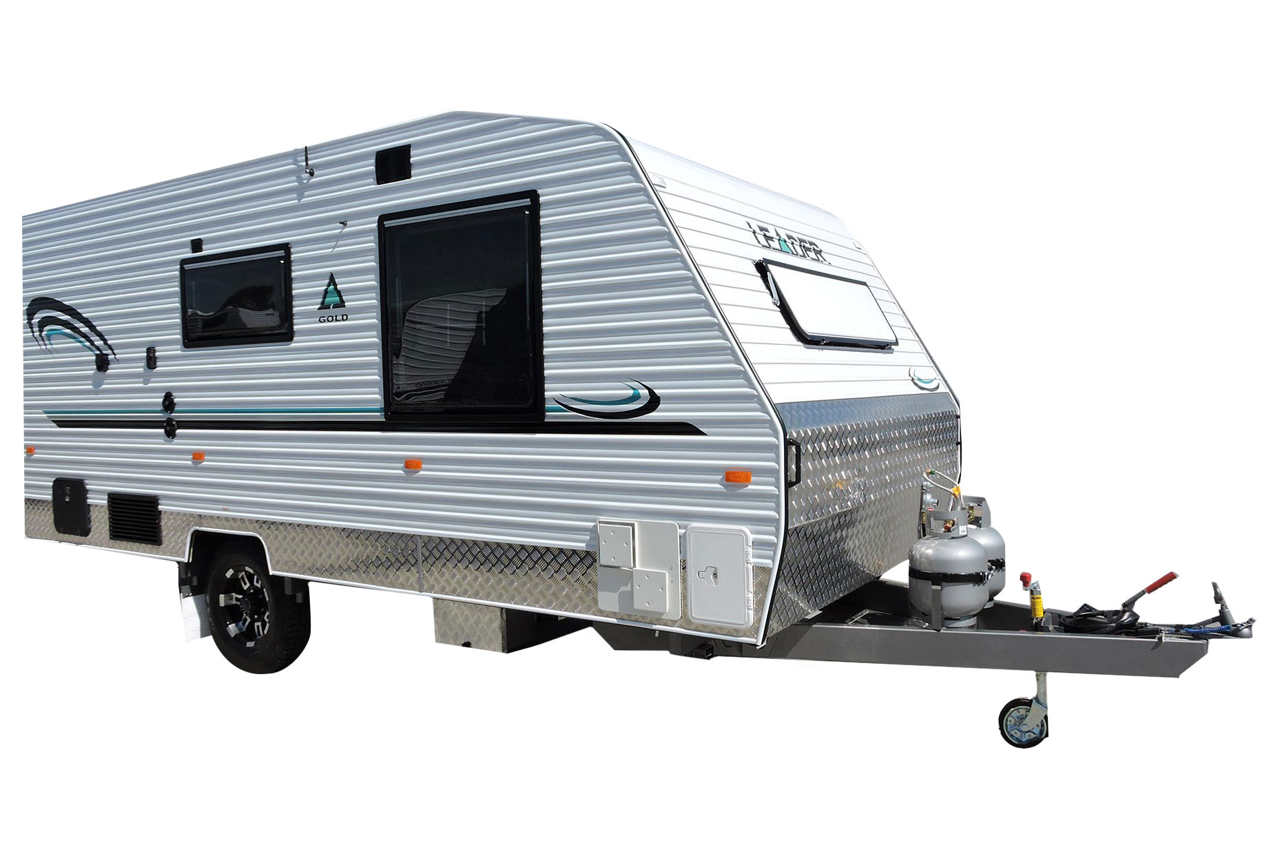 Leader Caravans Gold Model for Sale